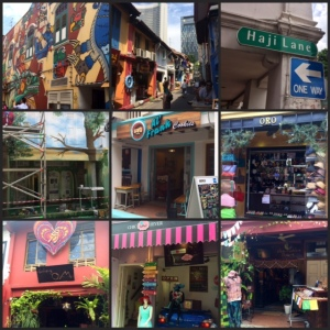 In my own backyard: Haji Lane